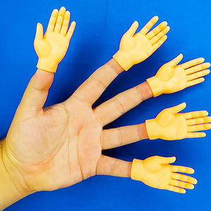 Tiny Fake Hands (Pack of 5)
