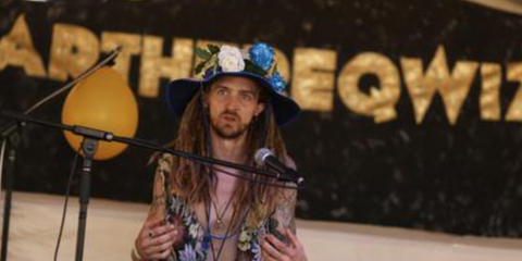 Tom speaks at 'Earth Frequency Festival 2017'