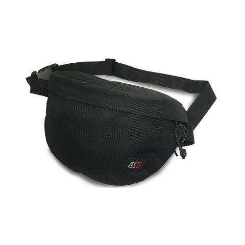 The Avert WaistBag has a premium odor-absorbing carbon lining with AV material liner