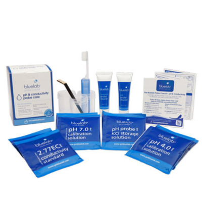 bluelab ph and conductivity probe care kit packaging