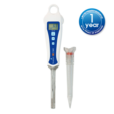 bluelab soil ph pen with warranty