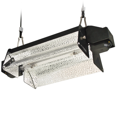 hi-par double-ended dynamic reflector