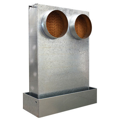 Evaporative Cooler (Dual Output)