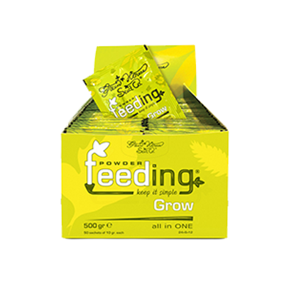 Greenhouse seed company powder feeding 500g box