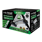 hipar 630w cmh control kit with box dynamic reflector