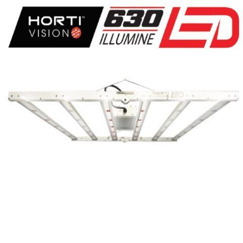 Hortivision 630w LED Illumine