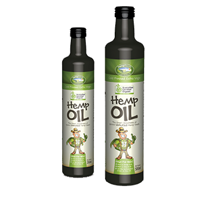 hemp oil both sizes