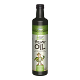 hemp oil single bottle image