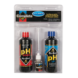 hy-gen complete ph kit with ph up and down