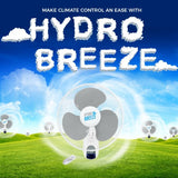 Hydro Breeze Oscillating Fan
