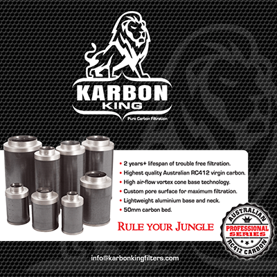 karbon king carbon filter group image from website