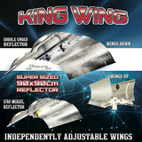 King Wing Advertisement showing E40 King Wing