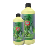 Magic Green 500mL and 1L bottles