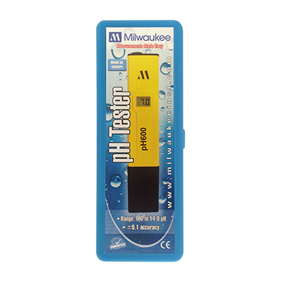milwaukee ph tester packaging
