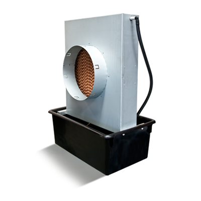 Evaporative Cooler Side image