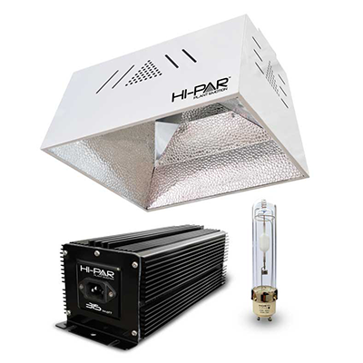 HiPAR Reflector 315w cmh bulb and reflector