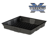 X-TRAYS Flood Table 3 X 3 Black
