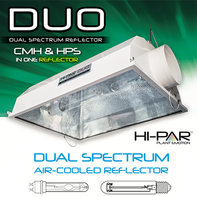 duo reflector advertisement