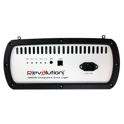 Revolution horticultural lighting side of ballast