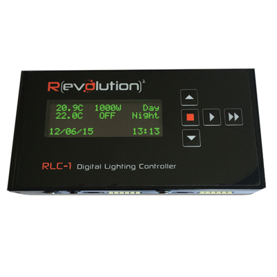 revolution lighting controller  sc 1 st  Stealth Garden & Revolution RLC-1 Digital Controller u2013 Stealth Garden