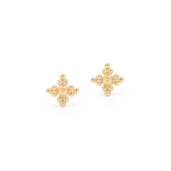 By Charlotte Blessed Earrings, Gold
