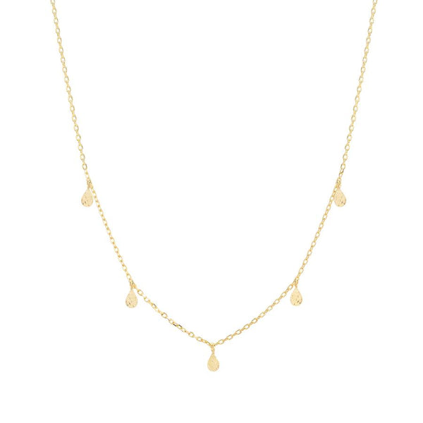 By Charlotte Grace Choker, gold