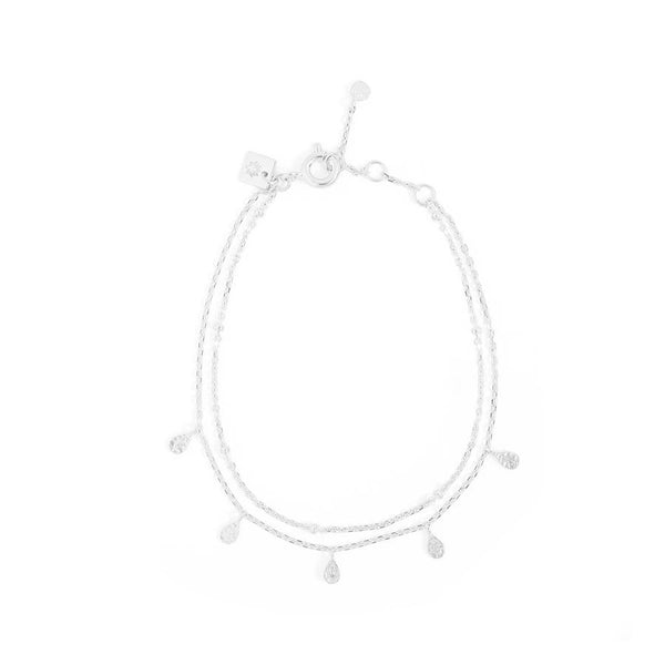 By Charlotte Illuminate Bracelet, silver