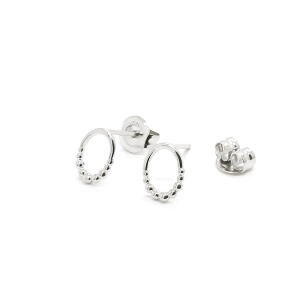 Natalie Marie Indra Studs, Silver