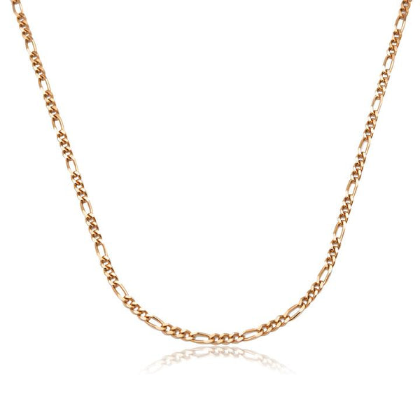 Linda Tahija Assembly Necklace, Rose Gold