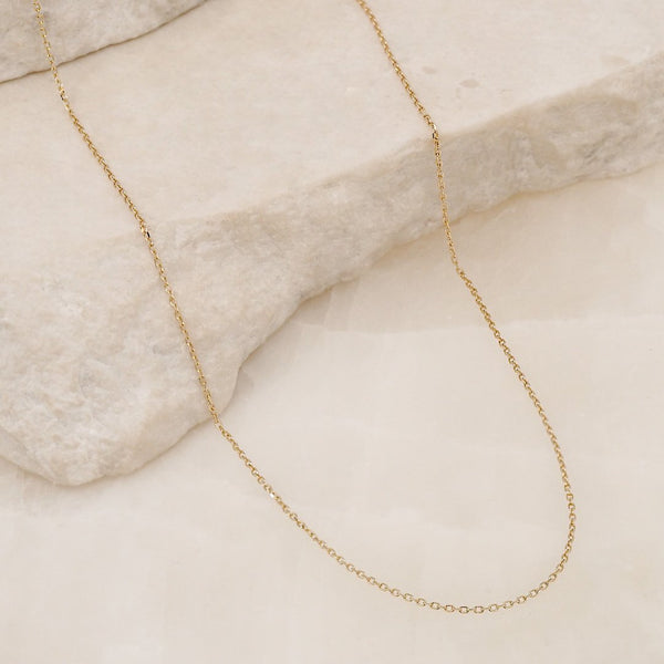 By Charlotte 14k Gold Chain Necklace