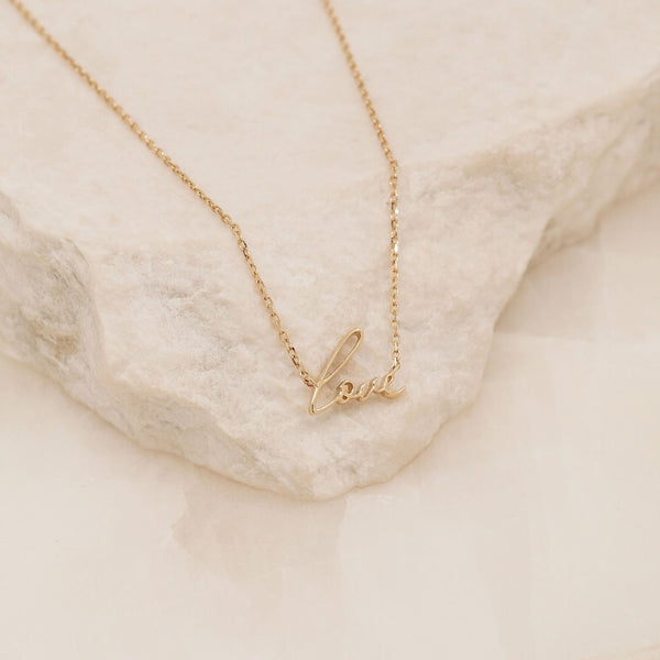 By Charlotte 14k Gold All You Need Necklace