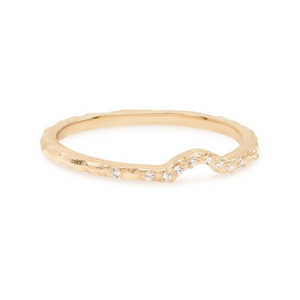 By Charlotte Journey Ring: Gold/ Silver