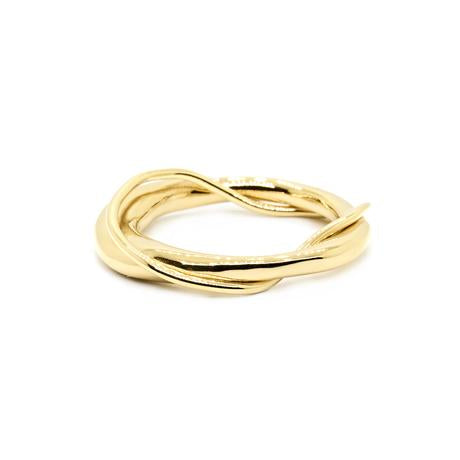 Natalie Marie Dali Ring, gold