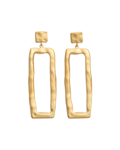 Kirstin Ash Elements Earrings, Gold