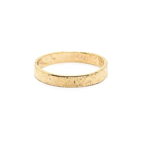 Natalie Marie Fine Naum Stacking Ring, gold