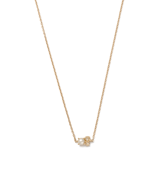 Kirstin Ash First Light Necklace, 9k gold