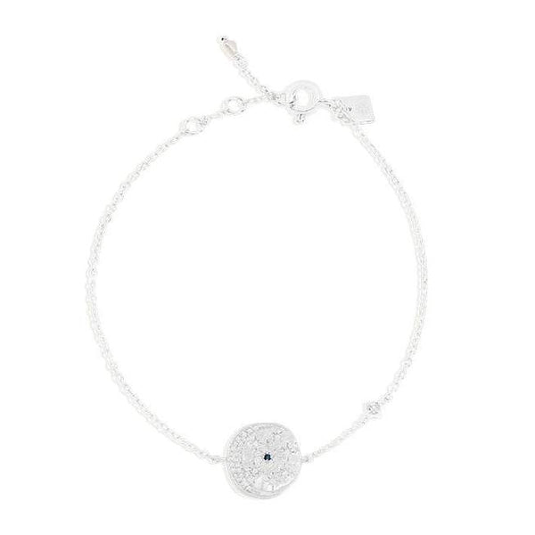 By Charlotte Heavenly Moonlight Bracelet, Silver