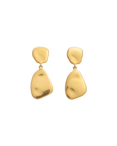 Kirstin Ash Awaken Earrings, Gold