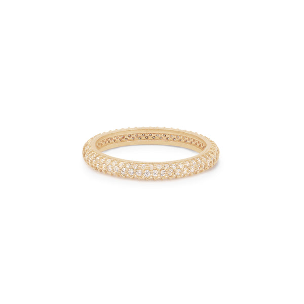 By Charlotte Light Catcher Ring, Gold