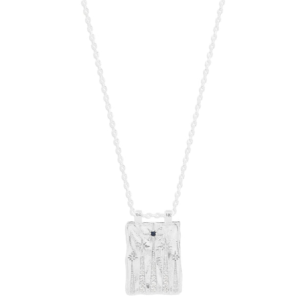 By Charlotte Magic of You Necklace, Silver