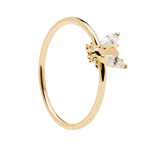 PD Paola Buzz Ring, Gold