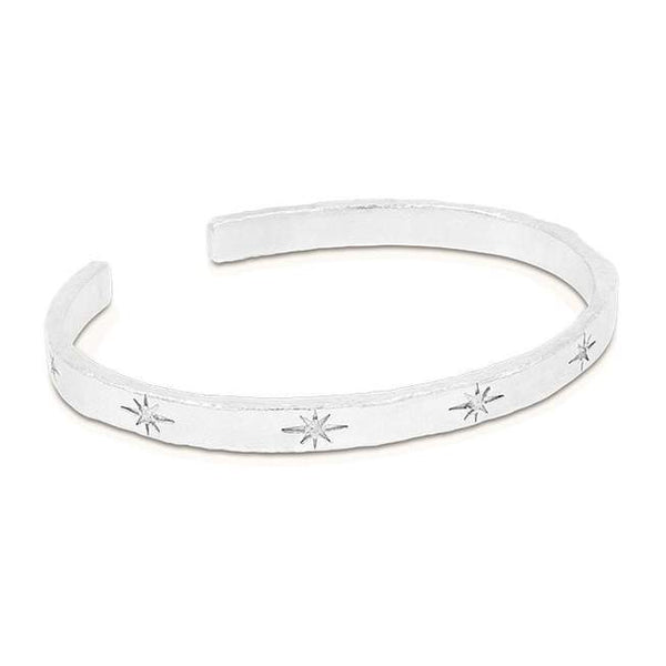 By Charlotte Stardust Cuff, Silver