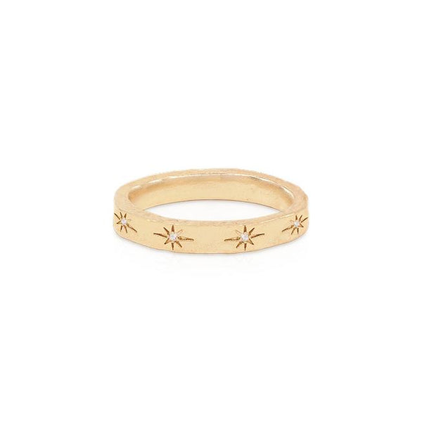 By Charlotte Stardust Ring, Gold