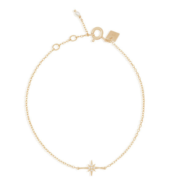 By Charlotte Starlight Bracelet, Gold