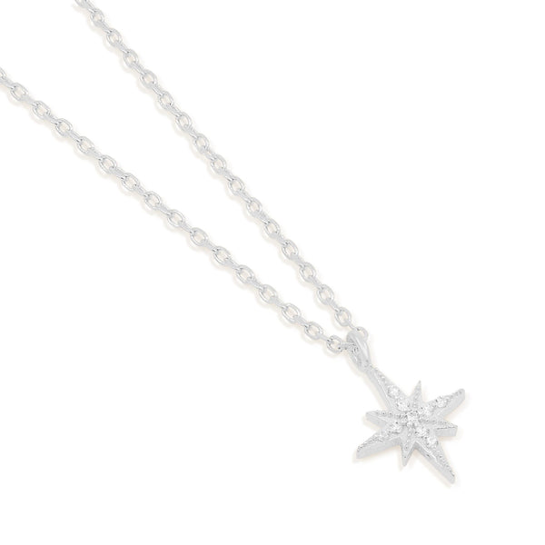By Charlotte Starlight Necklace, Silver