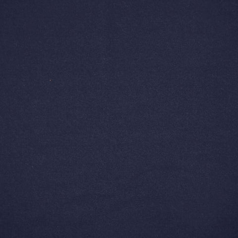 Dark Navy Denim Jeans Jersey, Oeko-Tex Certified, Knit Fabric by the 1/2 Meter, European knits