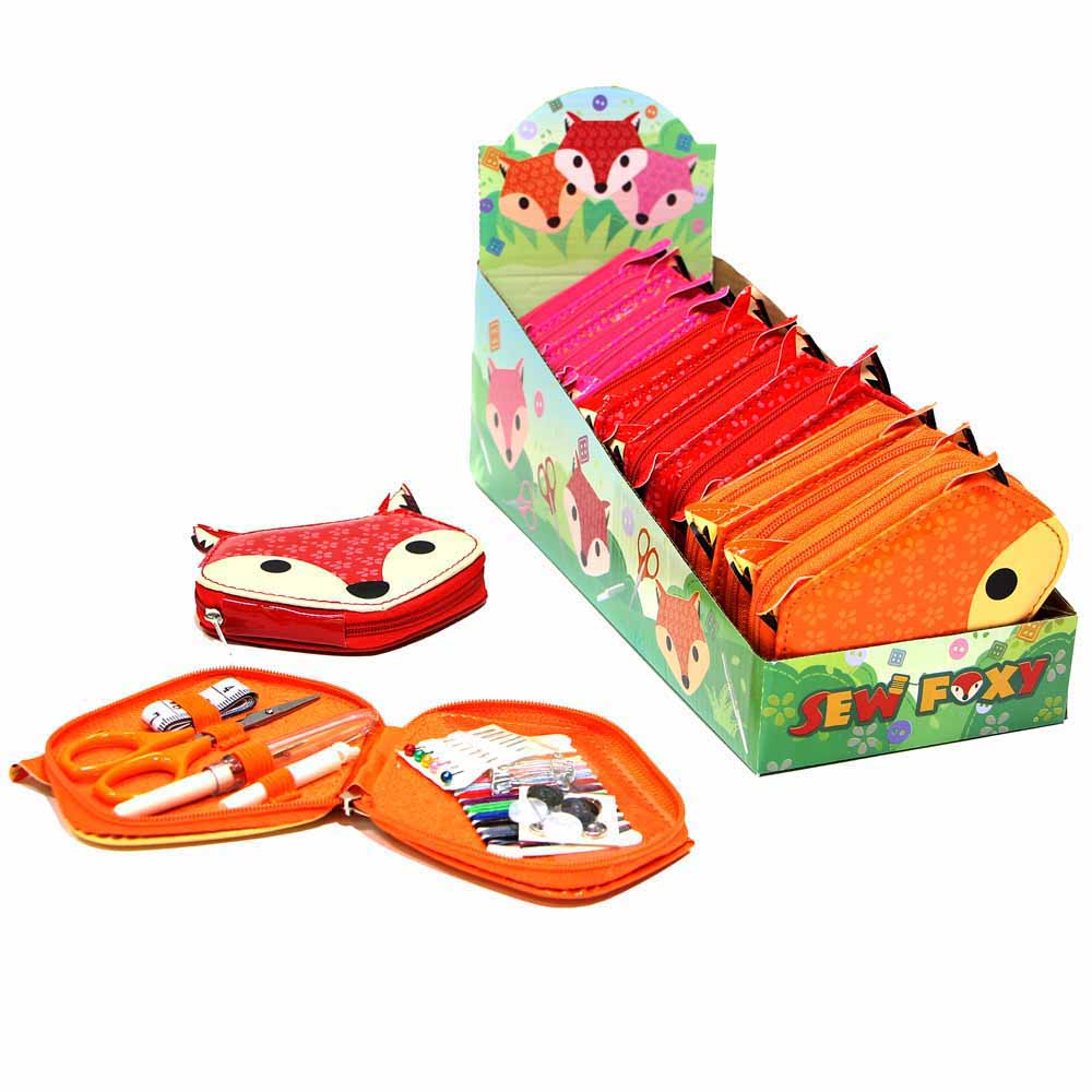 Fox Sewing Kit (2352051421244)