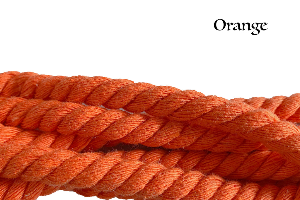 Orange, 10 oz. Solids, Jersey Knit Fabric by the 1/2 Meter
