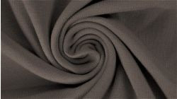 Taupe, Solids 2.0, Jersey Knit Fabric by the 1/2 Meter, European knits (4545392803900)