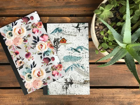 Customized Journal Notebooks (2352083501116)